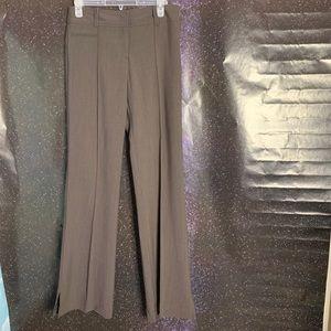 BCBGMAXAZRIA- Brown Dress Pants size 4